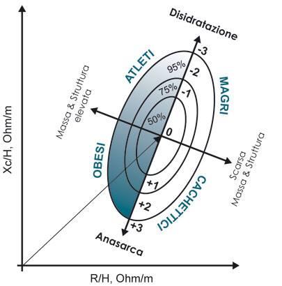 Bioimpedenziometria - BIA
