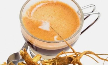 Il caffè al Ginseng