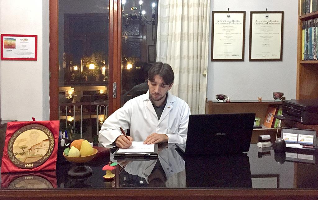 Dr. Luca Paladino - Nutrizionista a Sorrento