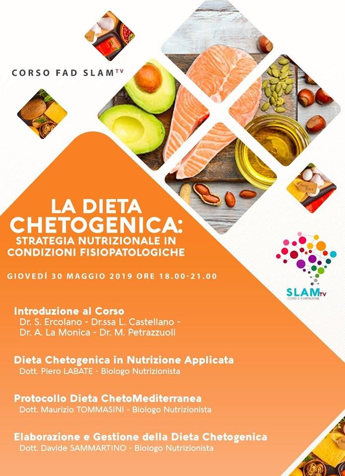 LA DIETA CHETOGENICA - Strategia nutrizionale in condizioni fisiopatologiche